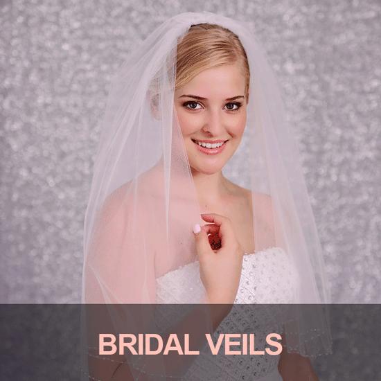 bridal veils online brisbane