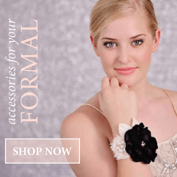 School Formal or Weddings Flower Wrist Corsages