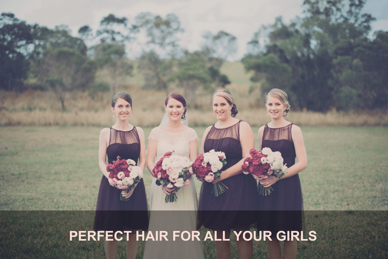 wedding hair and bridal makeup brisbane, home page