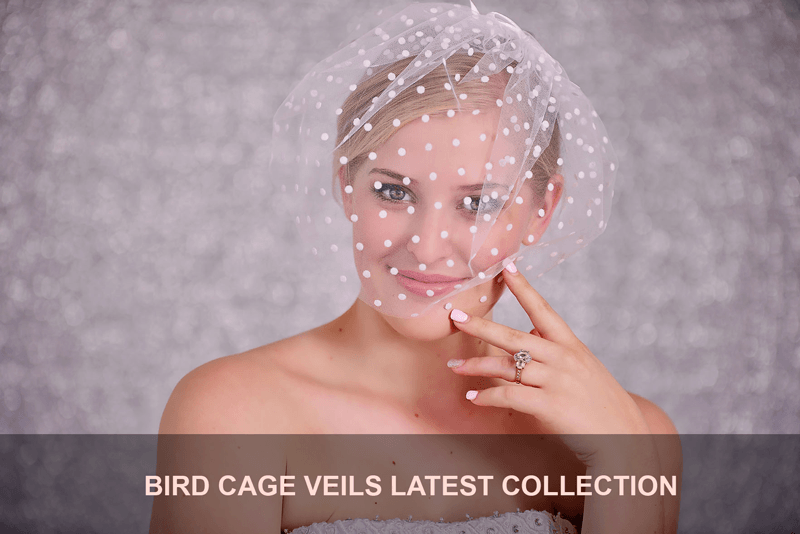 bridal birdcage veils online shop , wedding veils