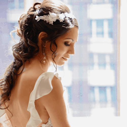 prices for wedding hair and makeup , bridal hair accessories