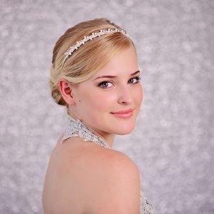 Pearl & Rhinestone Headband