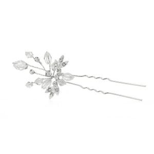 Sparkling Crystal Wedding Hair Pin