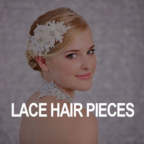 Lace Hair Pieces