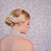 Wedding Pearrl Hair Comb