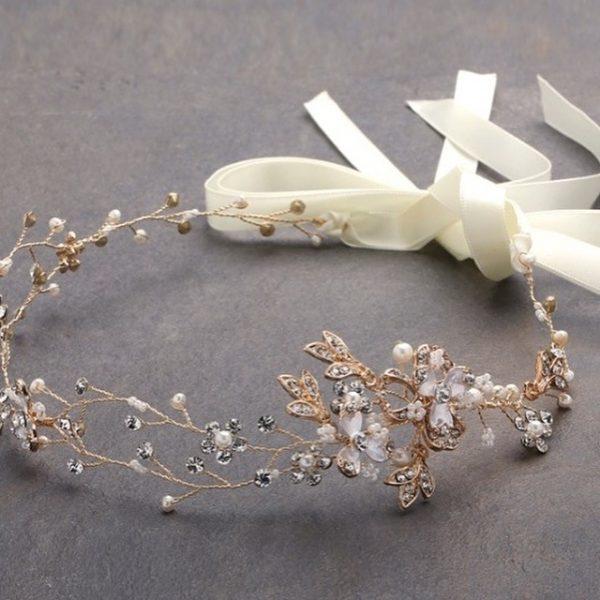 Bridal Vine Headband
