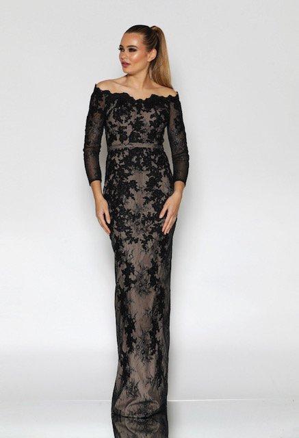 JX1120 Jaore Dress Black